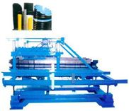 PVC/PE双壁波纹管生产线