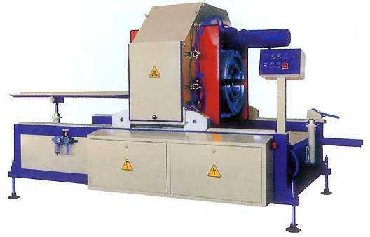 塑料管材工业切割机