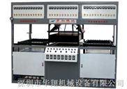 HX-610B雙位半自動吸塑成型機