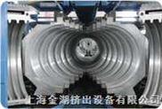 PVC波纹管生产线