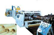 塑料管材生產線,單壁波紋管生產線