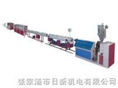 PE、PP、ABS管材生产线