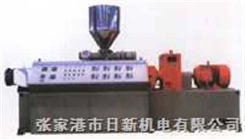 SJZ系列锥形双螺杆塑料挤出机