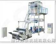 SJ-B50、55、65、65-1系列升降旋转机头吹膜机(PE热收缩膜吹膜机)