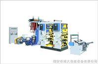 吹膜印刷连体机组