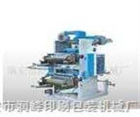 六色柔性凸版印刷机 2