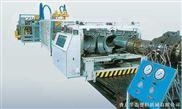 PVC、PE雙壁波紋管生產線,塑料波紋管設備-華磊塑機