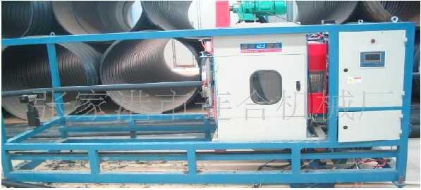 行星式塑料管材切割机