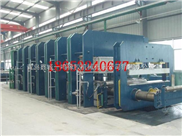 输送带硫化机,大型硫化机,框式输送带平板硫化机