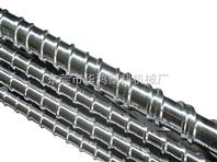 PVC螺杆套管,pvc热收缩膜螺杆,pvc发泡造粒螺杆