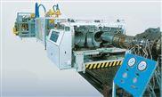 PVC、PE双壁波纹管生产线,塑料管材设备-华磊塑机