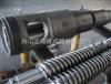 PVC,HDPE,MDPE,PE,XPS保溫板等擠出機專用螺桿機筒